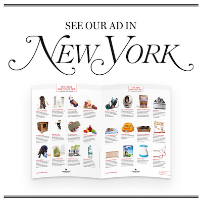 New York Magazine's Holiday Gift Guide Issue (Nov. 2016)