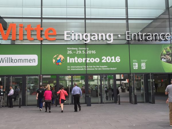 Cordero Media at InterZoo (Nuremberg – Germany)